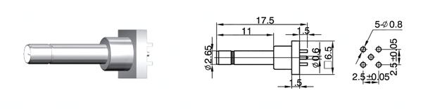 相配电缆:印制电路板连接器